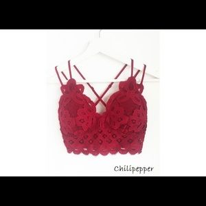 Other - New Bralette Sz Small - Lg